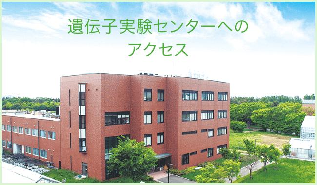 遺伝子実験センターへのアクセス|筑波大学つくば機能植物イノベーション研究センター(T-PIRC)